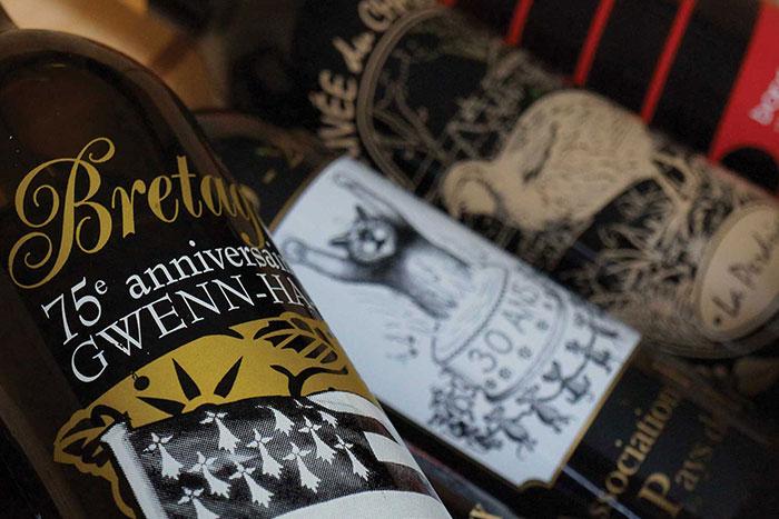 bouteilles de vin personnalisées
