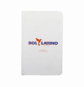 carnet de note marqué à cestas