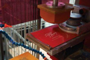 machine tampographie