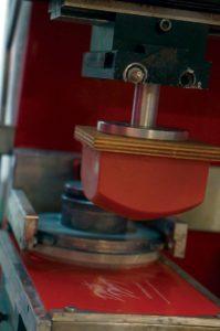 tampographie machine